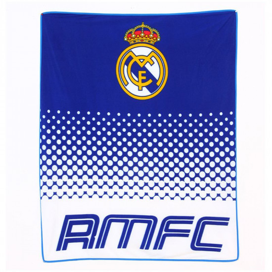 Одеяло REAL MADRID Fleece Blanket FD