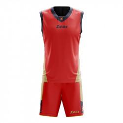 Баскетболен Екип ZEUS Kit King 060121