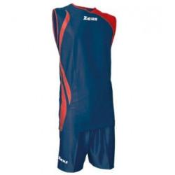 Баскетболен Екип ZEUS Kit Saetta 0106