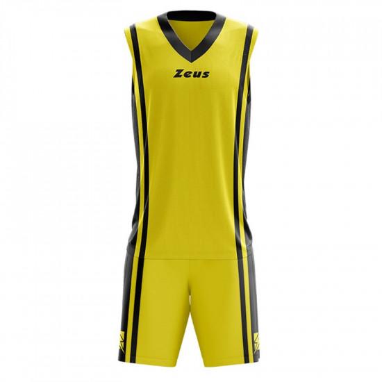 Детски Баскетболен Екип ZEUS Kit Bozo 0914