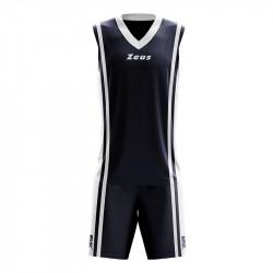 Детски Баскетболен Екип ZEUS Kit Bozo 0116