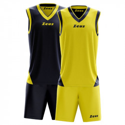 Баскетболен Екип ZEUS Reversible Kit Doblo 0901