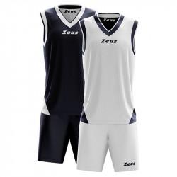 Баскетболен Екип ZEUS Reversible Kit Doblo 1601