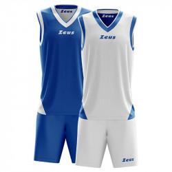 Баскетболен Екип ZEUS Reversible Kit Doblo 1602