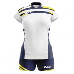 Детски Волейболен Екип ZEUS Kit Itaca Donna 160109