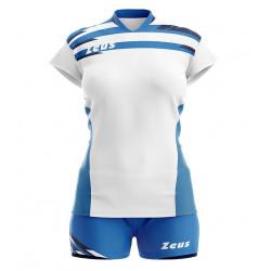 Детски Волейболен Екип ZEUS Kit Itaca Donna 160201