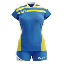 Детски Волейболен Екип ZEUS Kit Itaca Donna 020916
