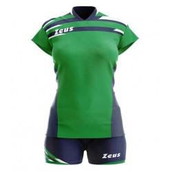 Детски Волейболен Екип ZEUS Kit Itaca Donna 110116