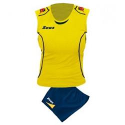 Дамски Волейболен ZEUS Екип Kit Volley Donna Fauno 0901