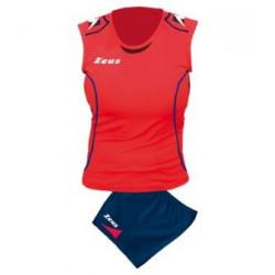 Дамски Волейболен Екип ZEUS Kit Volley Donna Fauno 0601