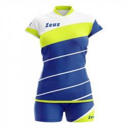 Дамски Волейболен Екип ZEUS Kit Lybra Donna 261716