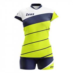Дамски Волейболен Екип ZEUS Kit Lybra Donna 170116