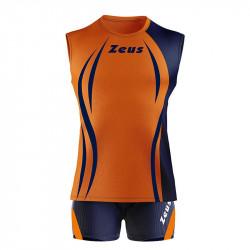 Детски Волейболен Екип ZEUS Kit Klima 0701