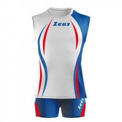 Дамски Волейболен Екип ZEUS Kit Klima 160206