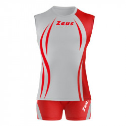 Дамски Волейболен Екип ZEUS Kit Klima 1506