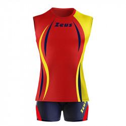 Дамски Волейболен Екип ZEUS Kit Klima 060109