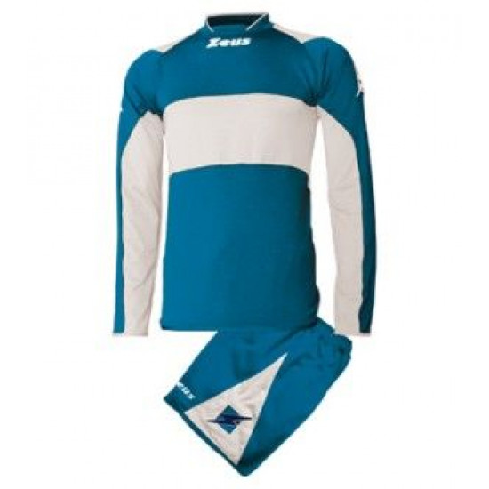 Детски Футболен Екип ZEUS Kit Boca 0216
