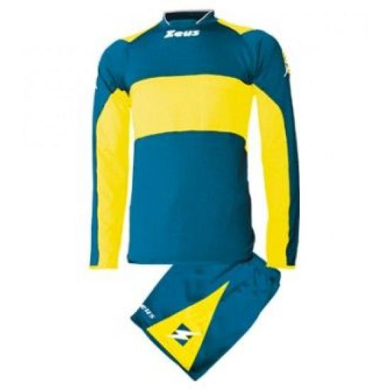 Детски Футболен Екип ZEUS Kit Boca 0209