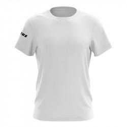 Мъжка Тениска ZEUS T-Shirt Basic Bianco