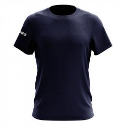 Мъжка Тениска ZEUS T-Shirt Basic Blu