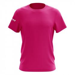 Мъжка Тениска ZEUS T-Shirt Basic Fucsia