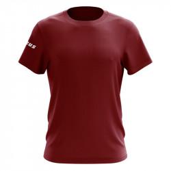 Мъжка Тениска ZEUS T-Shirt Basic Granata