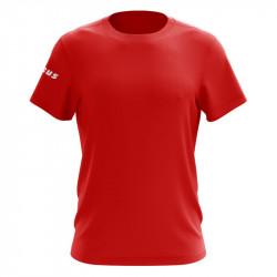 Мъжка Тениска ZEUS T-Shirt Basic Rosso