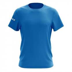 Детска Тениска ZEUS T-Shirt Basic Light Royal