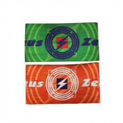 Двулицева Капитанска Лента ZEUS Fascia Capitano Double 0716