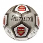 Топка ARSENAL Football Signature Silver