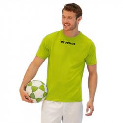 Мъжка Тениска GIVOVA Shirt One ML 0019