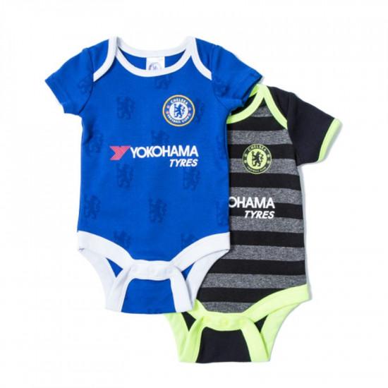 Бебешки Дрехи CHELSEA 2 Pack Bodysuit
