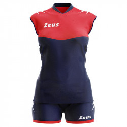 Волейболен Екип ZEUS Kit Volley Sara Slim Fit 0106