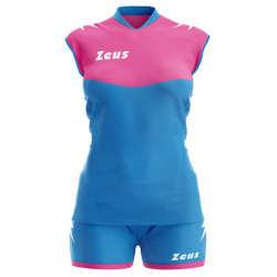 Волейболен Екип ZEUS Kit Volley Sara Slim Fit 2620