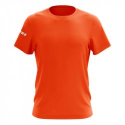 Мъжка Тениска ZEUS T-Shirt Basic Arancio Fluo