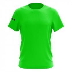 Мъжка Тениска ZEUS T-Shirt Basic Verde Fluo
