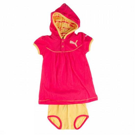Бебешки Комплект PUMA Basic Girls Dress