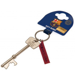Отварачка BARCELONA Bottle Opener Keyring Key