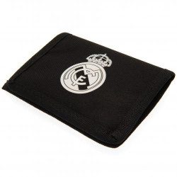 Портмоне REAL MADRID Nylon Wallet BK