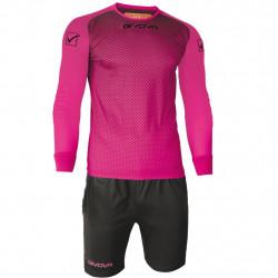 Детски Вратарски Екип GIVOVA Football Kit Manchester 0610