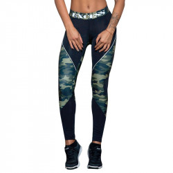 Дамски Клин EX FIT Legging Camouflage