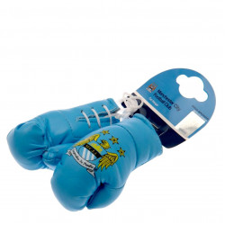 Мини Ръкавици MANCHESTER CITY Car Boxing Gloves