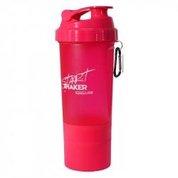 Шейкър MORE MILE StartLine 600ml Start Shaker Bottle