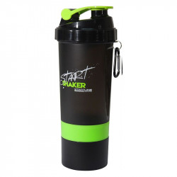 Шейкър MORE MILE StartLine 600ml Start Shaker Bottle