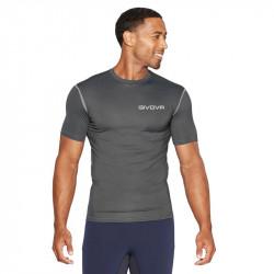 Мъжка Тениска GIVOVA Running Corpus 2 0044