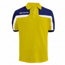 Мъжка Тениска GIVOVA Polo Spring 0704