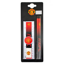Ученически Пособия MANCHESTER UNITED Core Stationery Set FD
