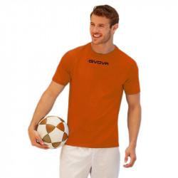 Мъжка Тениска GIVOVA Shirt One ML 0001