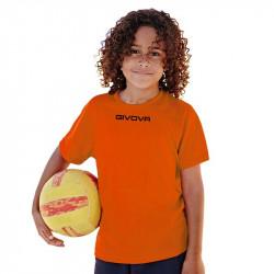 Детска Тениска GIVOVA Shirt One ML 0001