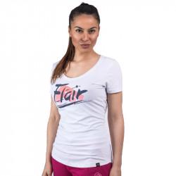 Дамска Тениска FLAIR Japan Logo T-Shirt